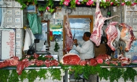 Senza conservanti Suk di Marrakech, Marocco