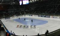 Torino, pattinaggio di velocità