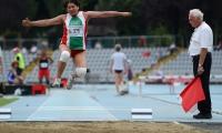 WMG Torino 2013 Salto in lungo il volo