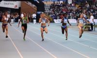 100 metri donne Meeting Primo Nebiolo 2012 Torino