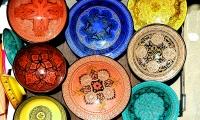 Ceramiche e colori Marocco