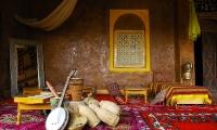 Marocco camera d'albergo