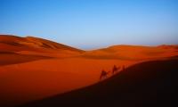 Dune di Erg Chebbi, Deserto del Marocco