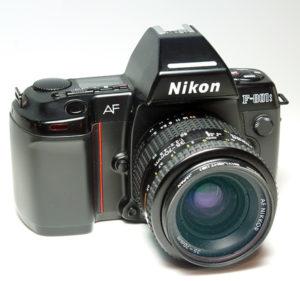 Nikon-F-801s_Frontale