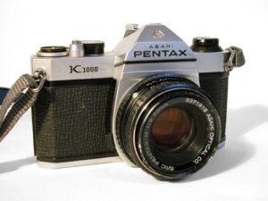 Pentax_K1000_Frontale